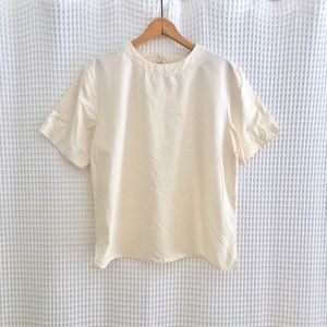 Vintage Hasting & Smith Pure Silk Blouse • S